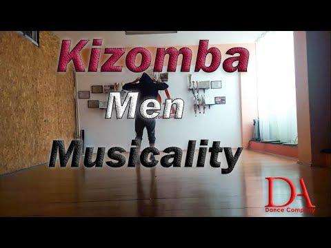 Men #Musicality | Men Styling | #Kizomba Footwork - Armand D.A. ( Thrift Shop )