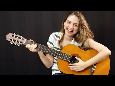 Aprenda a tocar violão em 2 minutos