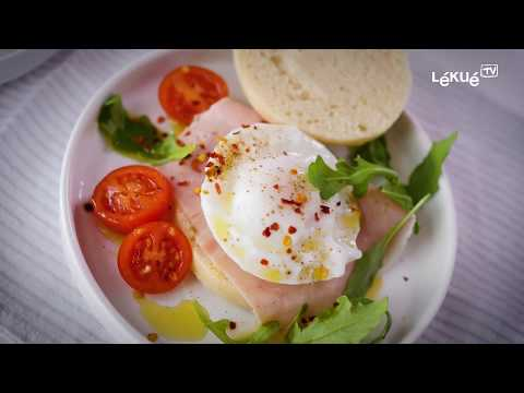 Lékué presenta un innovador utensilio para preparar huevos poché perfectos