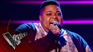 Israel Allen 'And I Am Telling You I'm Not Going':  The Voice UK 2017