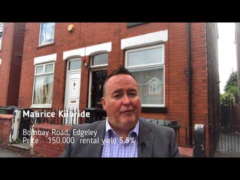 New starter home or BTL opportunity in Edgeley (видео)