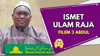 Video Al Kisah Filem Tiga Abdul |  Ustaz Auni Mohamed MP3, 3GP, MP4, WEBM, AVI, FLV Desember 2018