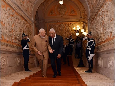 PM Modi's Speech at the Joint Press Statements in Portugal
