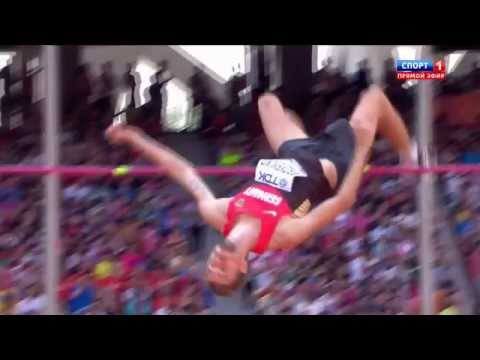 2.26 Mateus Przybylko HIGH JUMP WORLD CHAMIONSHIP Beijing 2015 qualification man