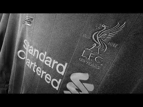 Liverpool 125th Limited Edition New Balance 'Pitch Black' Elite 2017/18 Shirt Unboxing!