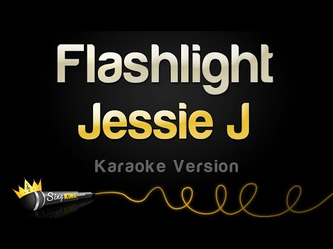Jessie J - Flashlight (Karaoke Version)