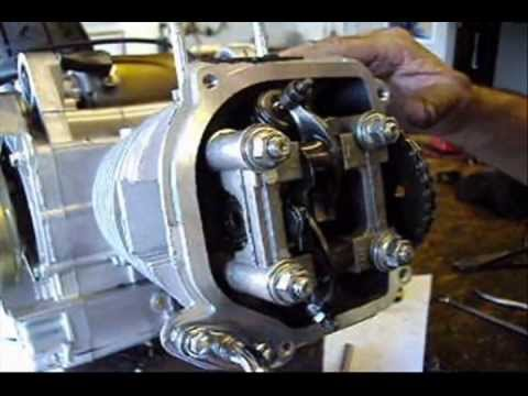 replace top end # 3 on GY6 motor Nor Cal Scooters