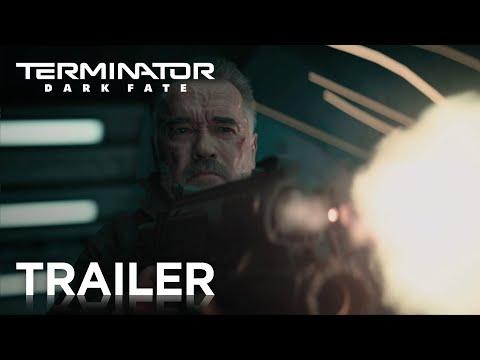TERMINATOR: DARK FATE   Official Trailer #2