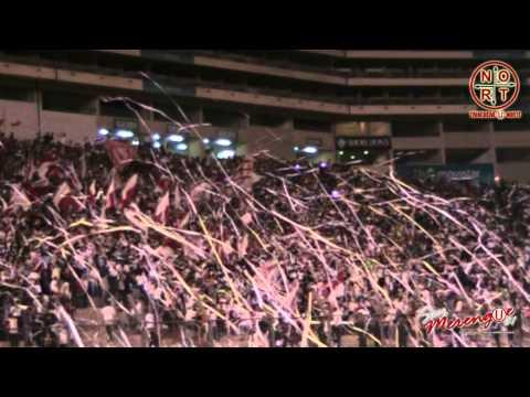 Video - Clip UNIVERSITARIO vs L.Huanuco - 25 AÑOS DE LA TRINCHERA (U) NORTE - Trinchera Norte - Universitario de Deportes - Peru