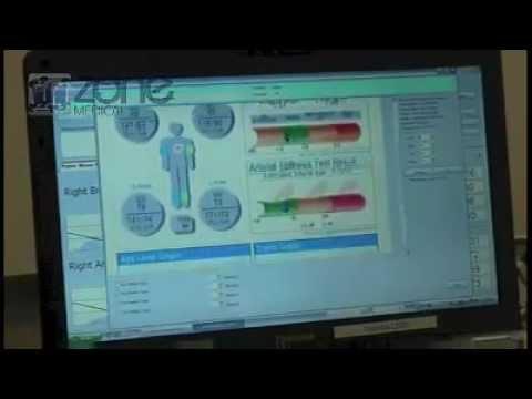 Hemodynamics Monitor   ABI Monitor