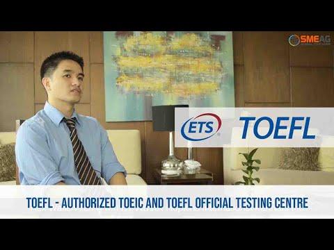 ETS 토익, 토플공인 시험장