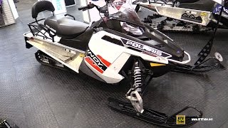6. 2016 Polaris Indy 550 LXT 144 Sled - Walkaround - 2015 Toronto ATV Show