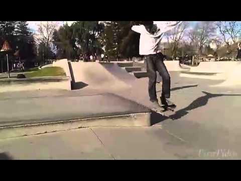 Trane Lane at the Eldo Skate Comp!
