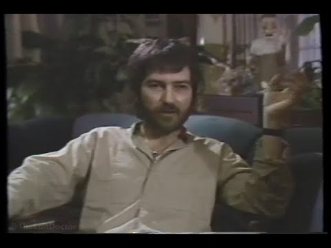 """INTV with Tobe Hooper - """"TAKE ONE on the MOVIE CHANNEL""""  about """"Invaders from Mars"""""""