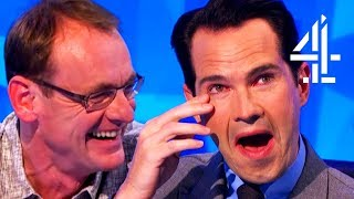 Video Jimmy's Literally In Tears! | Sean Lock's Best 8 Out Of 10 Cats Does Countdown Bits | Part 1 MP3, 3GP, MP4, WEBM, AVI, FLV September 2019