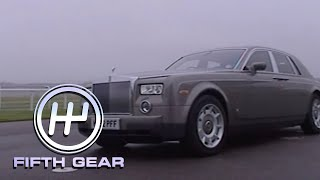 Rolls-Royce Phantom Review | Fifth Gear Classic Reviews by Fifth Gear