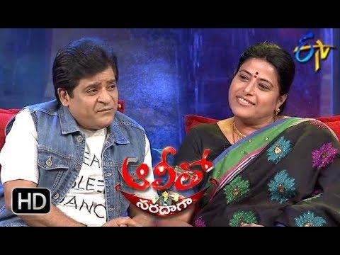 Alitho Saradaga |4th June 2018 | Sudha (Telugu actress) | ETV Telugu