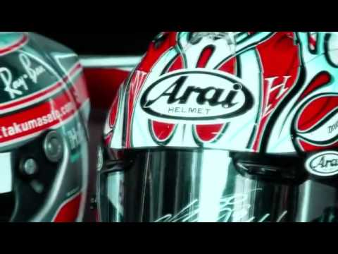 What Makes an Arai Helmet Special [Video]