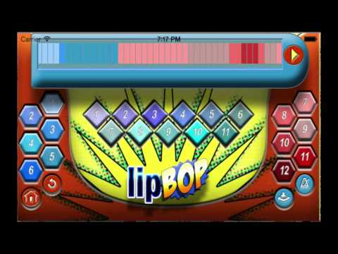 Video of LipBop - Mouth Play Beat