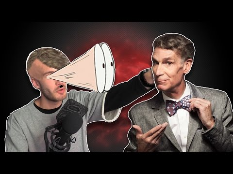 A Sexy Bill Nye and a Nazi PewDiePie
