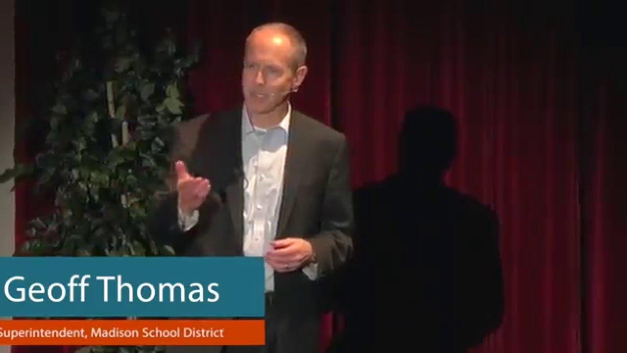 Superintendent speaks at TEDx Talk
