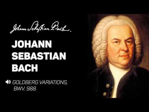 Upokojující klasická hudba Bach, Weber, Chopin, Tsjaikovski.