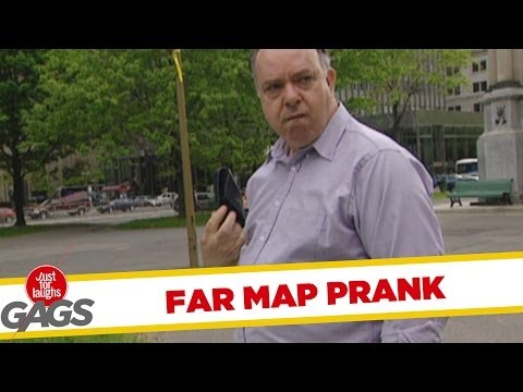 Far Map Prank