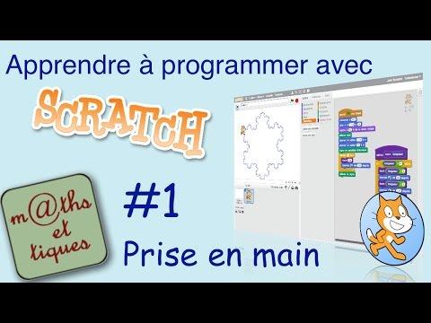 Apprendre à programmer avec SCRATCH #1