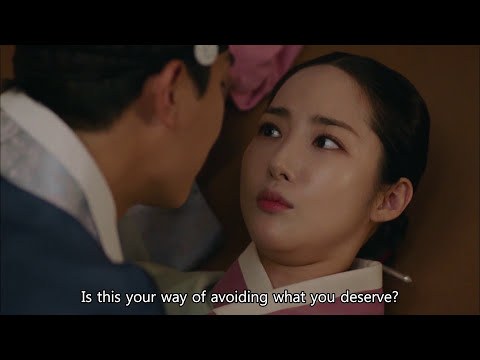 """[1Click Scene] Yeon Woojin, """"How can I not love you?"""" (Queen For Seven Days Ep.15)"""