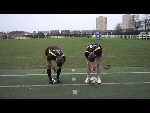London Wasps Pump up the Ball
