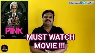 Pink (2016) Bollywood Movie Review in Tamil by Filmi craft