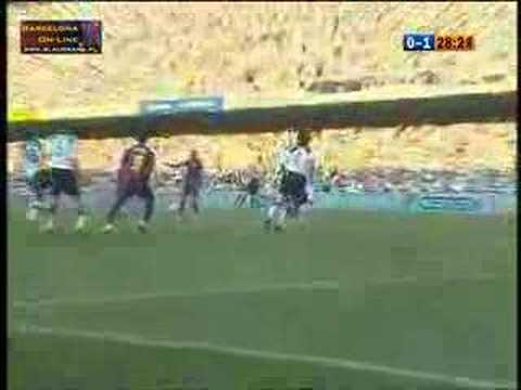 super goal di ronaldinho al valencia