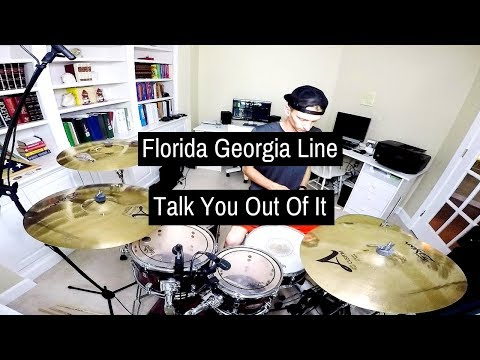 Florida Georgia Line - Talk You Out Of It (Drum Cover)