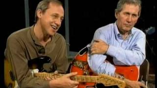 Mark Knopfler & Chet Atkins - Just one time (w lyrics)