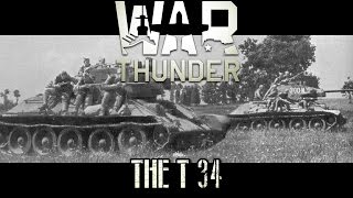 War Thunder - The T-34