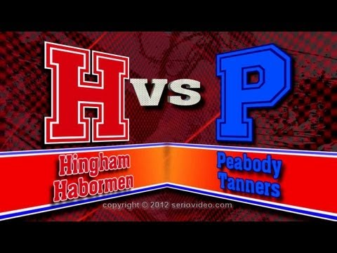 Hingham - For a full list of games go to http://seriovideo.com/games/ Follow seriovideo.com on Twitter @seriovideo for notices on new videos and live game updates.
