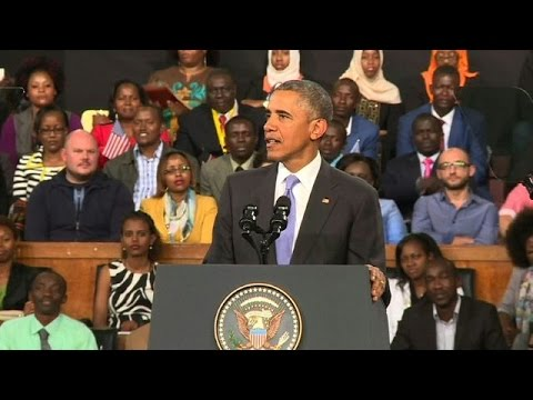 Kenya​ ​: Obama s'adresse à la nation