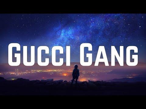 Lil Pump - Gucci Gang (Clean Lyrics)