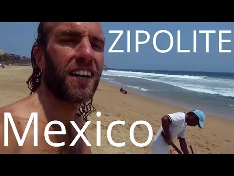 Tour of ZIPOLITE, MEXICO! Beach Paradise on the Pacific