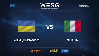 Auja_Ungandiz vs Turna, game 1