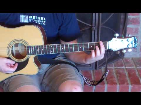 How To Play An Fm7 Chord On Guitar