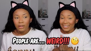 GRWM GIRL CHAT: Why Is it so hard to make friends? | Entitled People by Ms Aaliyah Jay