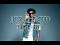 Wiz Khalifa Type Beat In FL Studio 12