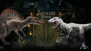 Nonton Jurassic World Indominus Rex vs. Spinosaurus Film Subtitle Indonesia Streaming Movie Download