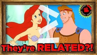 Video Film Theory: Ariel is RELATED to Hercules?! (Disney's Connected Universe) MP3, 3GP, MP4, WEBM, AVI, FLV Juni 2018