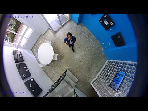 Cámara panorámica EFX-PanorIP20[;;;][;;;]
