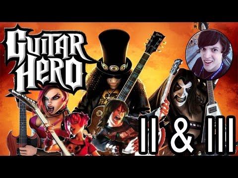 RECUERDOS – GUITAR HERO 2 Y 3 Gameplay manqueando