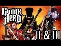Recuerdos Guitar Hero 2 Y 3 Gameplay Manqueando