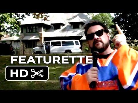 Tusk Movie Featurette - Pre-Production (2014) - Kevin Smith Walrus Horror Comedy HD