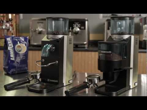 Rancilio Rocky Doser & Doserless Grinder Comparsion from Whole Latte Love